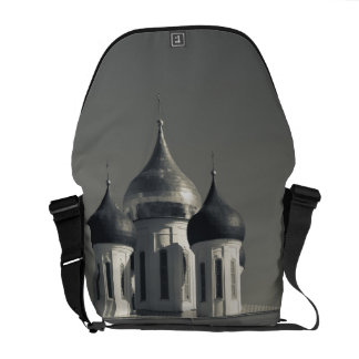 Pskov Kremlin and Trinity Cathedral Courier Bag
