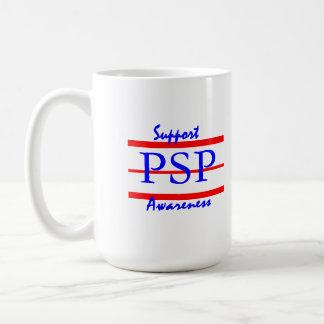 PSP Awareness Coffee Mug