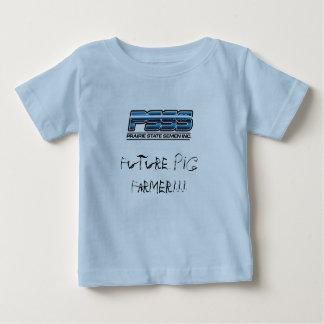 PSSS Future Pig Farmer infant Infant T-Shirt
