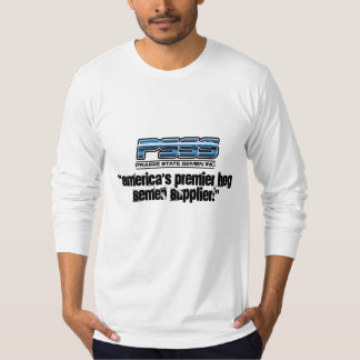 PSSS Men's long-sleeve t-shirt