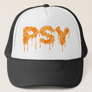 Psy hat Orange