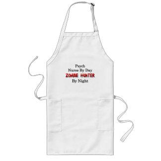 Psych Nurse/Zombie Hunter Long Apron