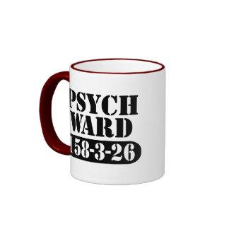 Psych Ward Ringer Mug
