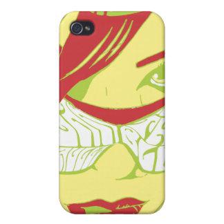 Psychadelic Iphone Case iPhone 4 Case