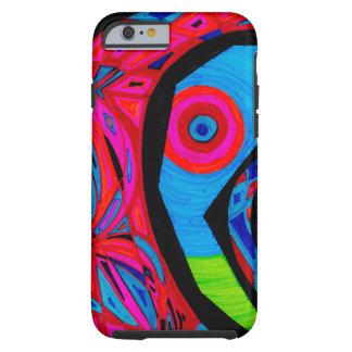 Psychadelic Swirl iPhone Case