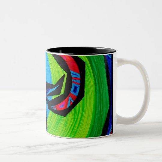Psychadelic Swirl Mug