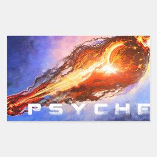 Psyche Mission CSR Sticker