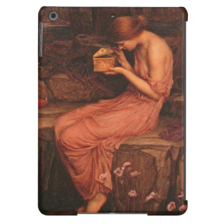 Psyche Opening The Golden Box by John Waterhouse iPad Air Cover