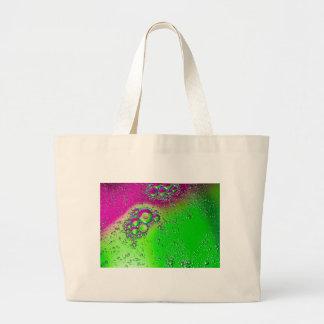 Psychedelia Large Tote Bag