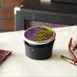 Psychedelic Abstract Swirlz Bluetooth Speaker