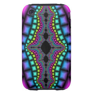 Psychedelic and Trippy iPhone 3 Tough Covers