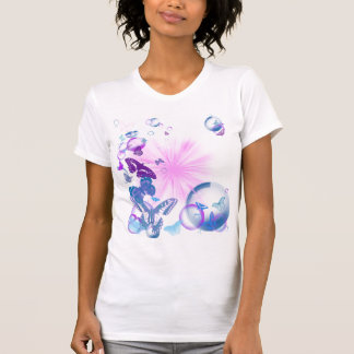 psychedelic butterflies T-Shirt