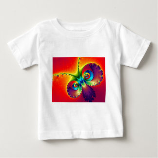Psychedelic Butterfly Baby T-Shirt