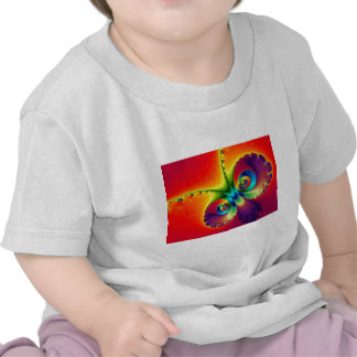 Psychedelic Butterfly Tshirt