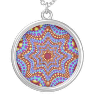 Psychedelic Carousel Necklace