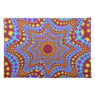Psychedelic Carousel Placemats