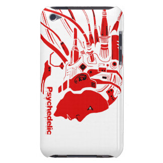 Psychedelic Case iPod Touch Case
