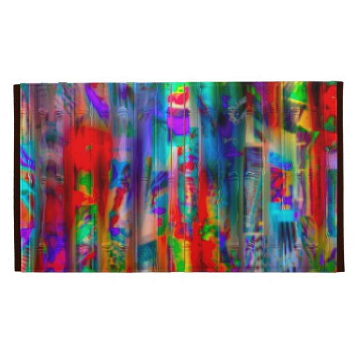 Psychedelic iPad Cases