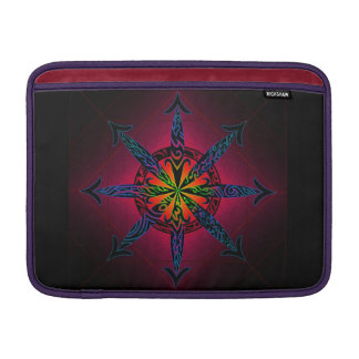 Psychedelic Chaos - Choose Your Color! MacBook Sleeve