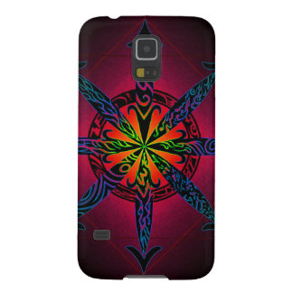 Psychedelic Chaos Galaxy S5 Cover