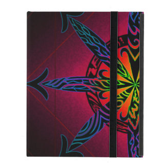 Psychedelic Chaos iPad Cover