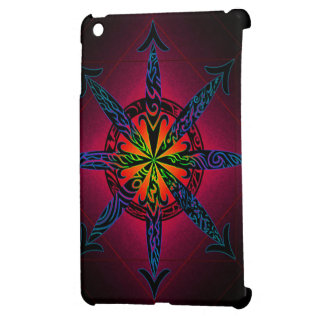 Psychedelic Chaos iPad Mini Case