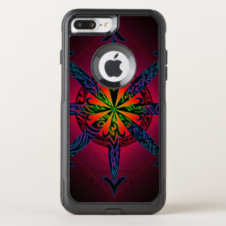 Psychedelic Chaos OtterBox Commuter iPhone 8 Plus/7 Plus Case