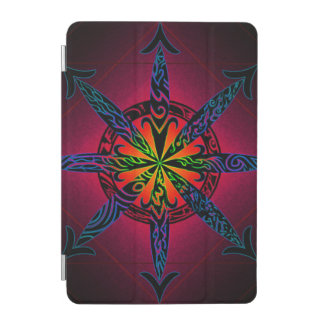 Psychedelic Chaos Smart iPad Mini Cover