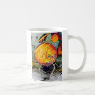 Psychedelic City Coffee Mug