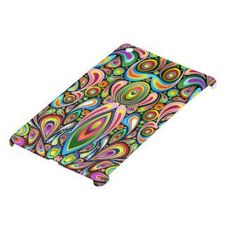 Psychedelic Colors Art Design iPad Mini Case