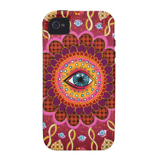 Psychedelic Cosmic iPhone 4/4S Vibe Case Case-Mate iPhone 4 Covers