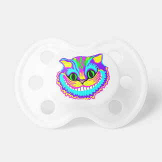 Psychedelic Crazy Smiling Cat Dummy
