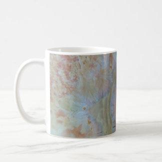 Psychedelic Crystal Lattice Mug