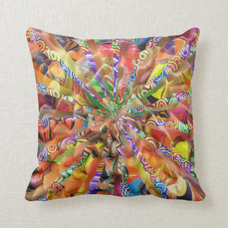 Psychedelic Cushion