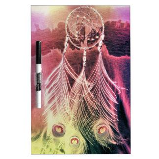 Psychedelic Dreams Dry Erase Board