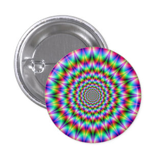 Psychedelic Explosion Button