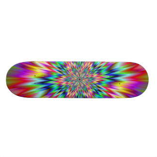 Psychedelic Explosion Skateboard