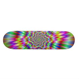 Psychedelic Explosion Skateboard