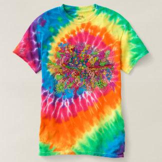 Psychedelic Explosion Tshirt