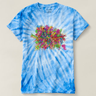 Psychedelic Explosion Tshirts