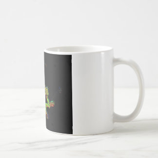 Psychedelic Extreme Ski Coffee Mug