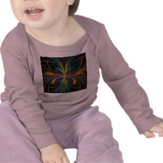Psychedelic Feathers Tshirt