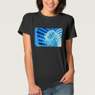 Psychedelic Festival Clothing : LED Hula Hoop Tshirt