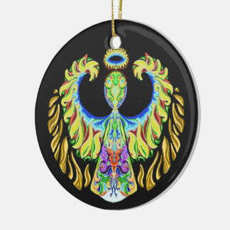 Psychedelic Flash ~Christmas~Ornament Christmas Ornament