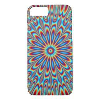 Psychedelic Fractal iPhone 8/7 Case