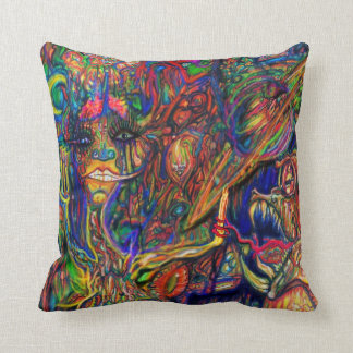 Psychedelic Funk Cushion