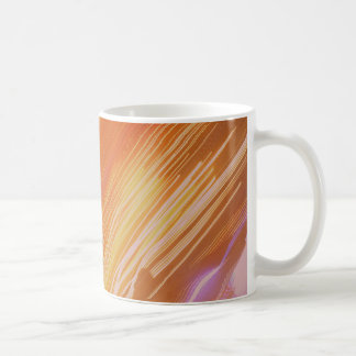 Psychedelic Garden Lights Mug