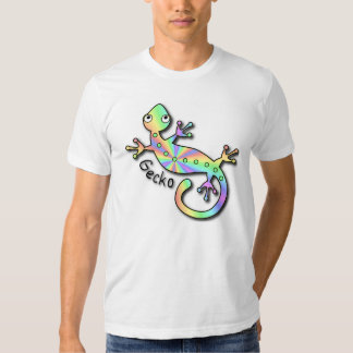 Psychedelic Gecko t-shirt