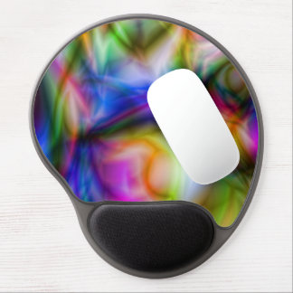 Psychedelic Gel Mouse Mat