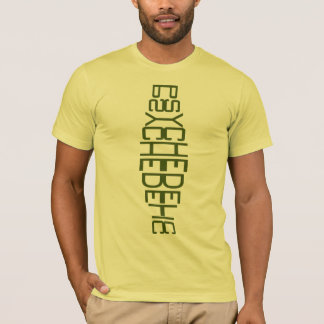 Psychedelic Green Totem T-Shirt